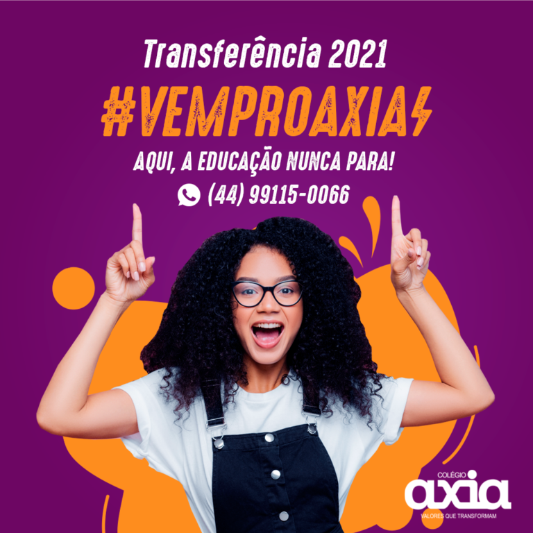 Transferência 2021 #VEMPROAXIA
