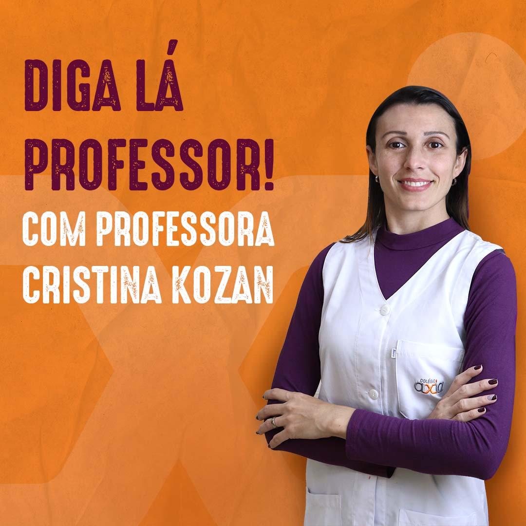 Profª. Cristina Kozan – Número capicua