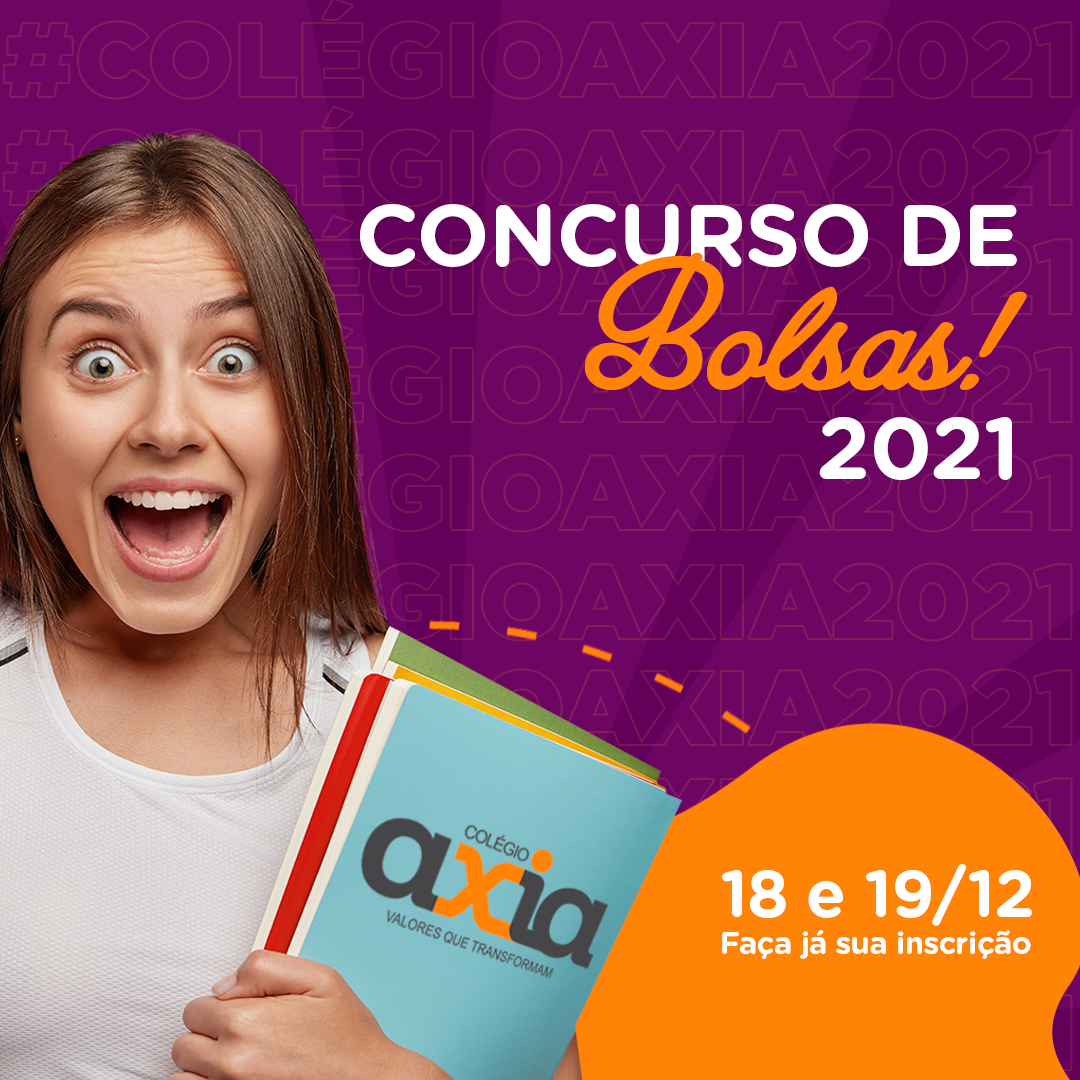 Concurso de bolsas 2021
