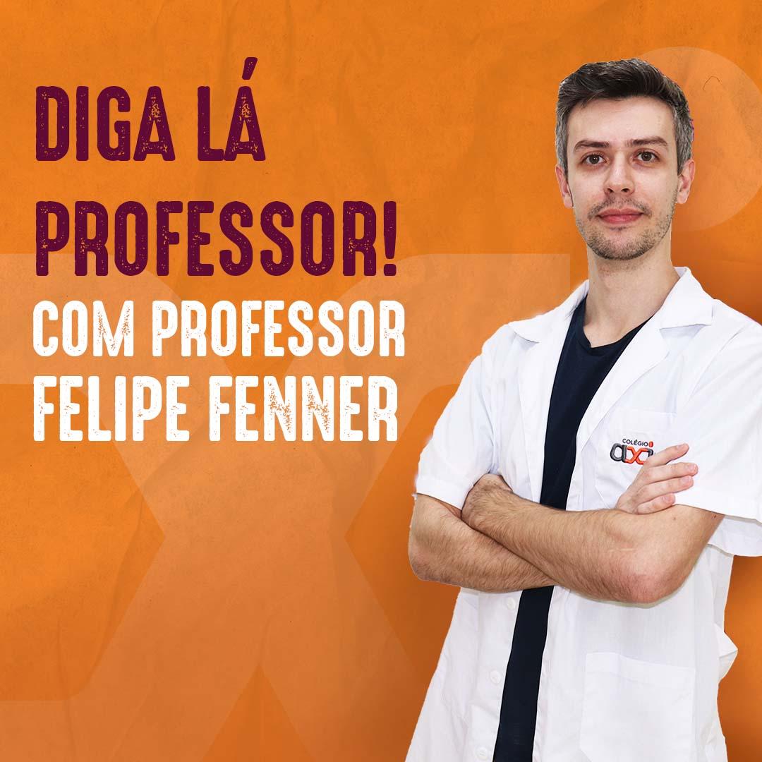 Prof. Felipe Fenner  – Hipótese da endossimbiose