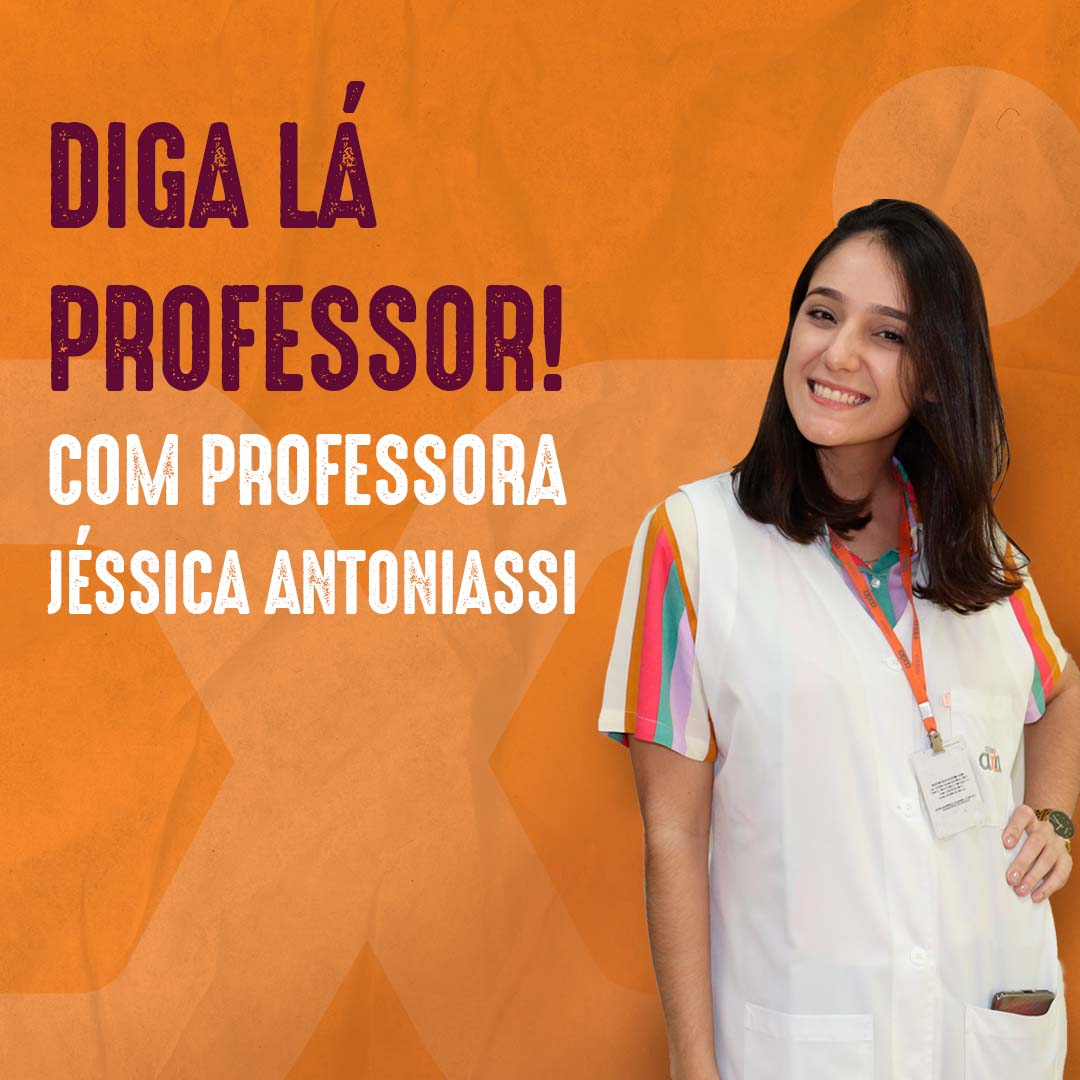 Profª. Jéssica Antoniassi  – Balanceamento