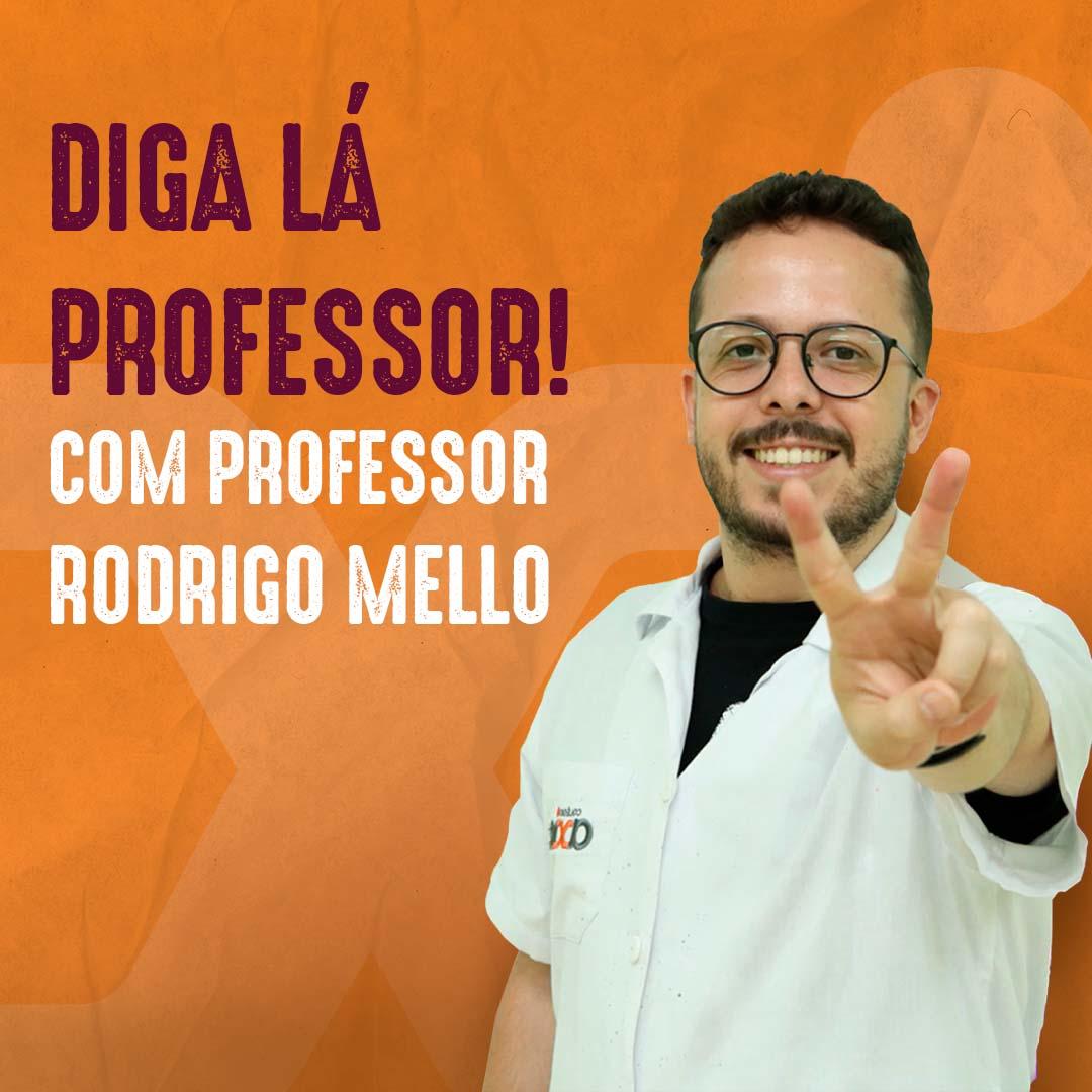 Prof. Rodrigo Mello- Grandezas escalares e grandezas vetoriais
